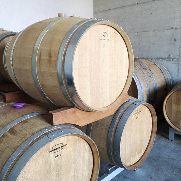 conservazione vino Giorni